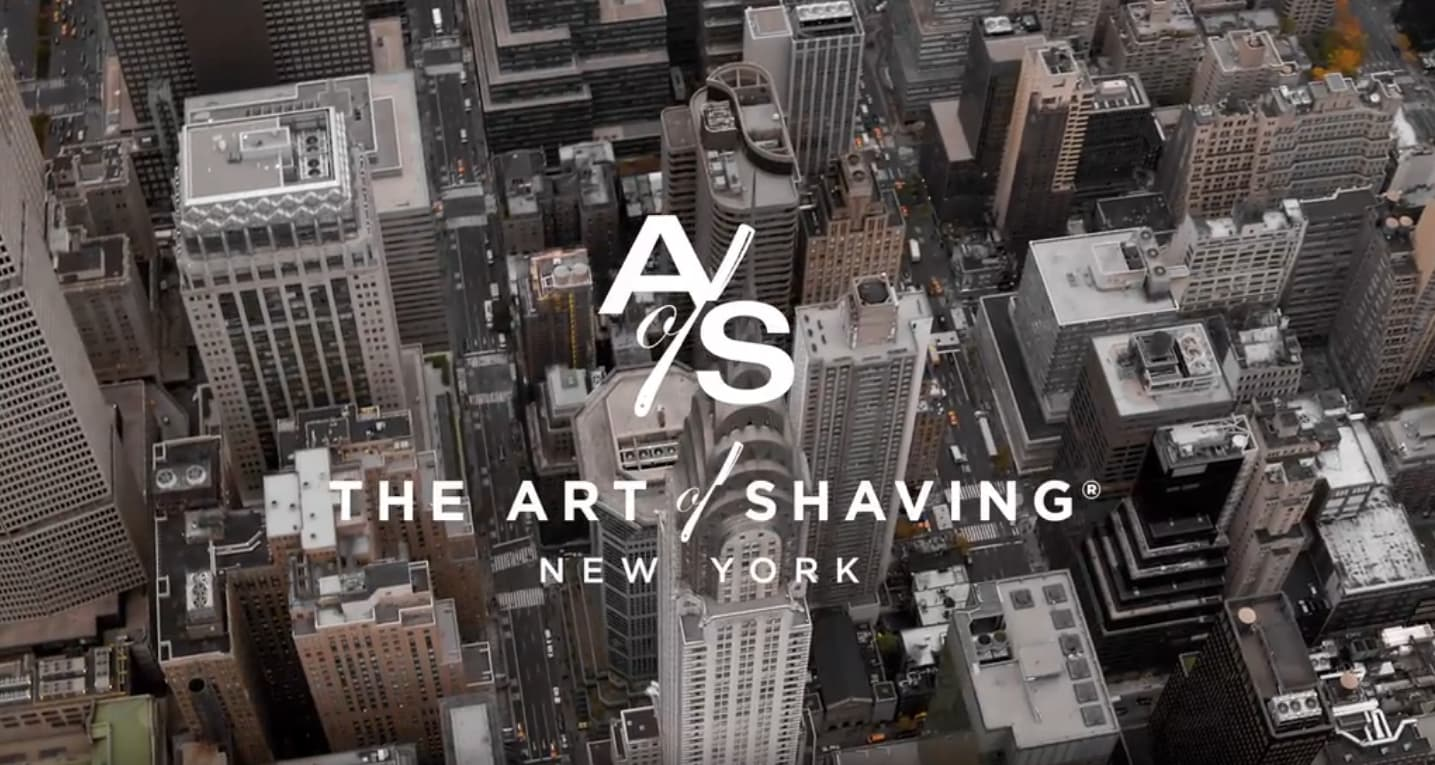 The Art of Shaving Ingredients Video Direction