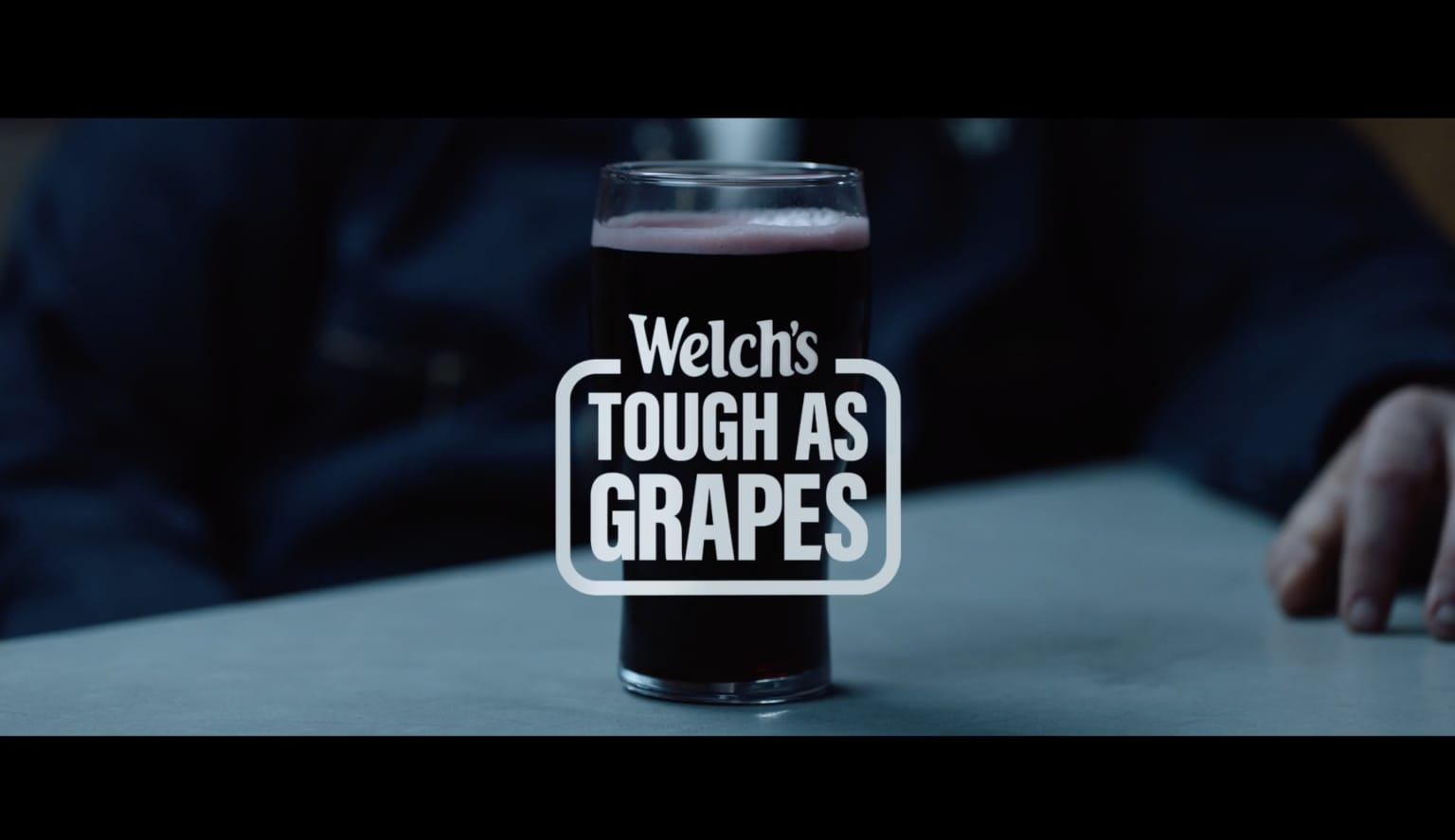 Welch's Tough As Grapes