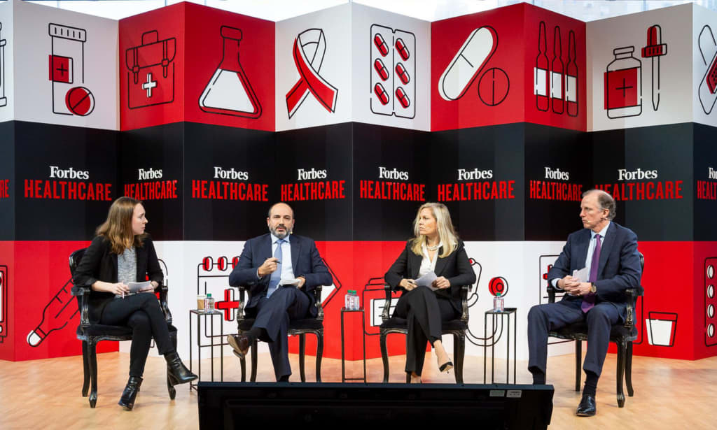 Forbes Healthcare Summit 2018