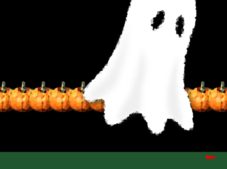 Digital Halloween Game