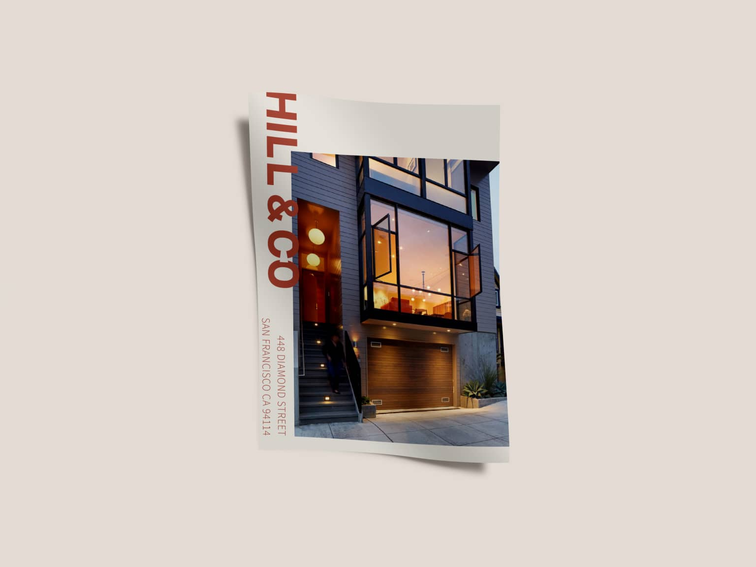 Hill&Co Re-Brand