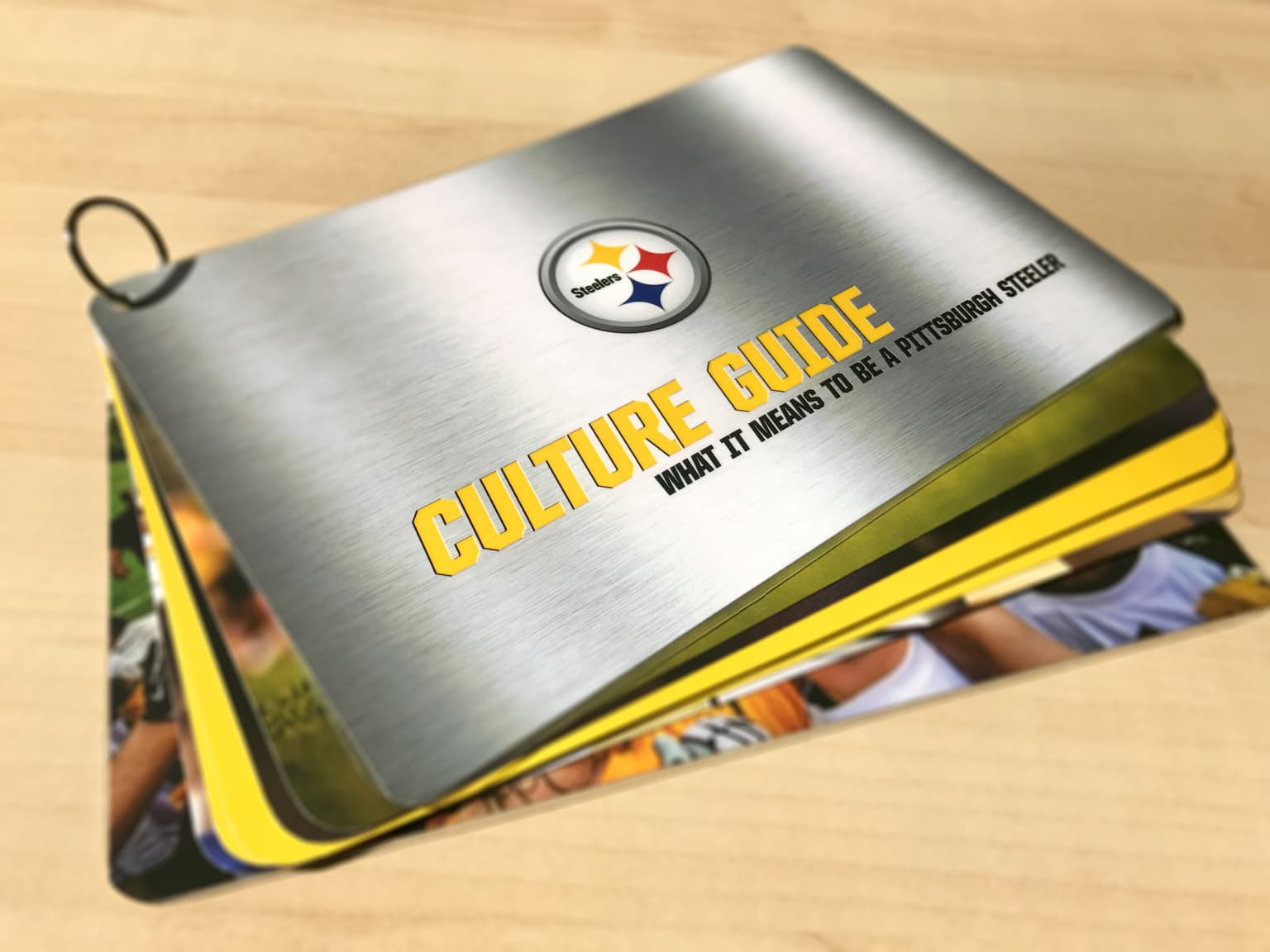 Pittsburgh Steelers Employee Culture Guide