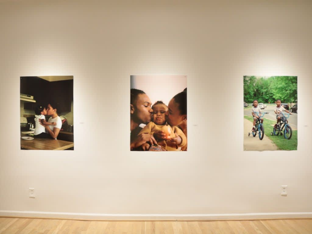 D.C. Families Star In A New Photo Exhibit At Hillyer
