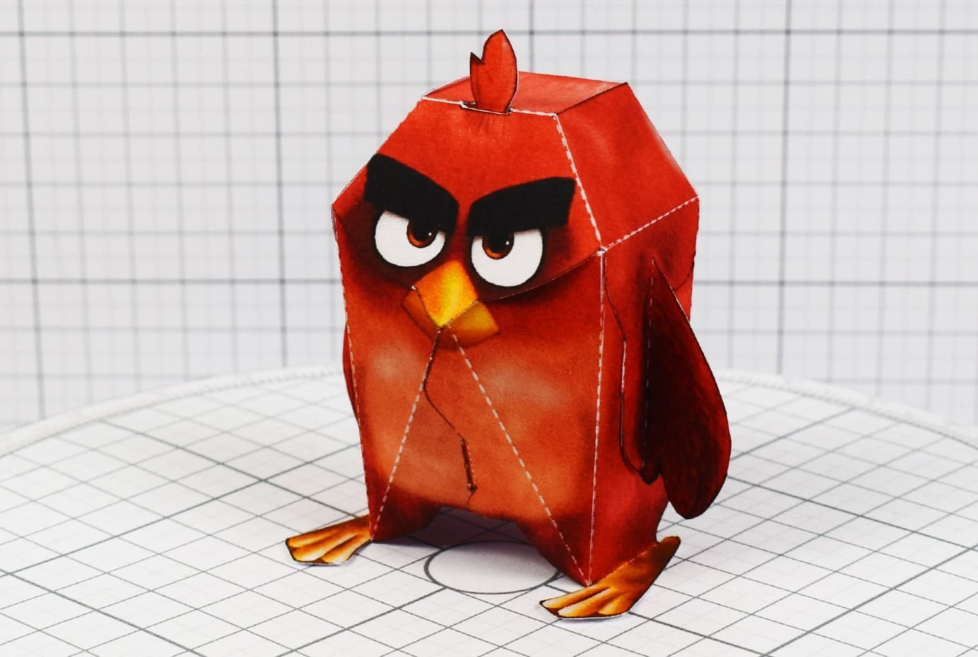 Angry Birds Movie 2 - Promotional Paper Toy