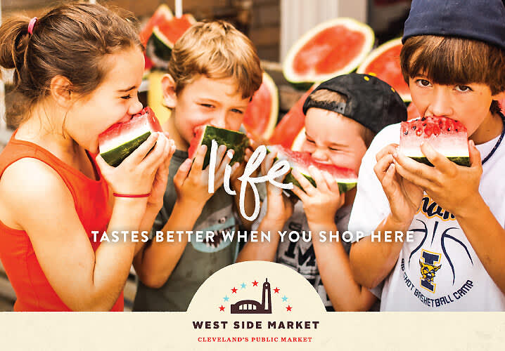 West Side Market 100 year anniversary