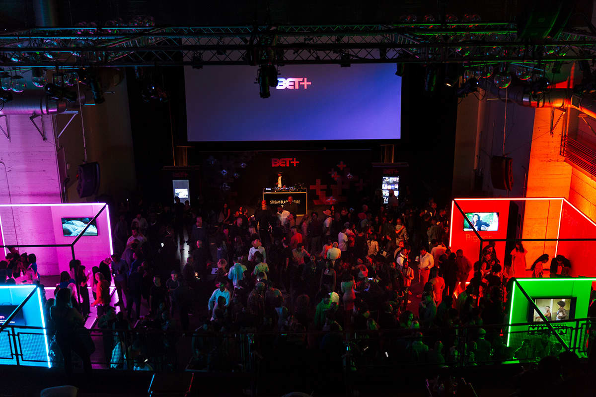 BET+ Launch Event