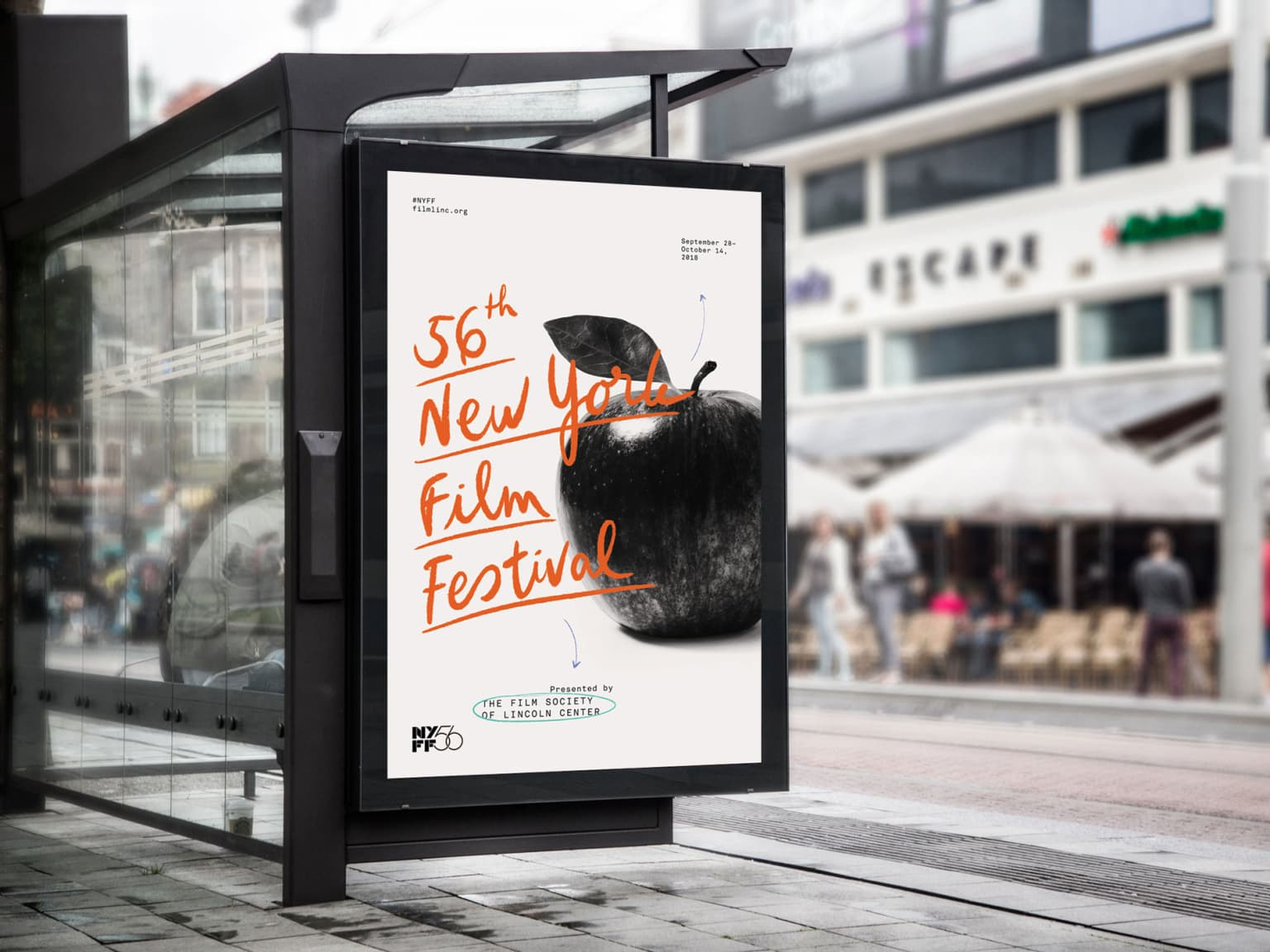 NYFF Poster Series