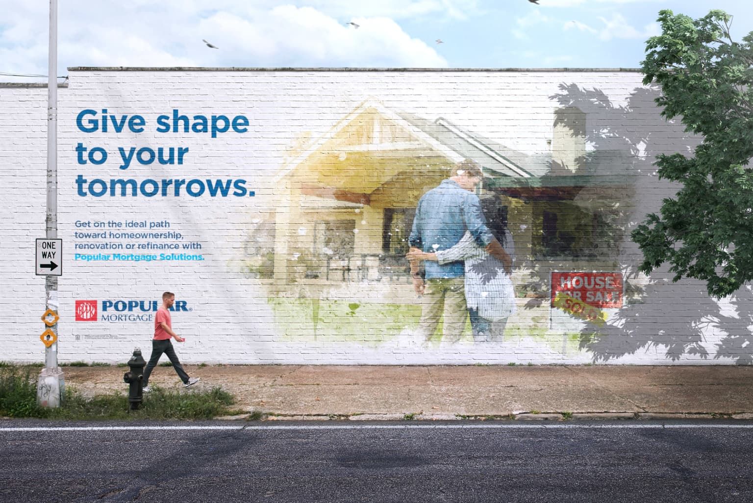 Give Shape To Your Tomorrows