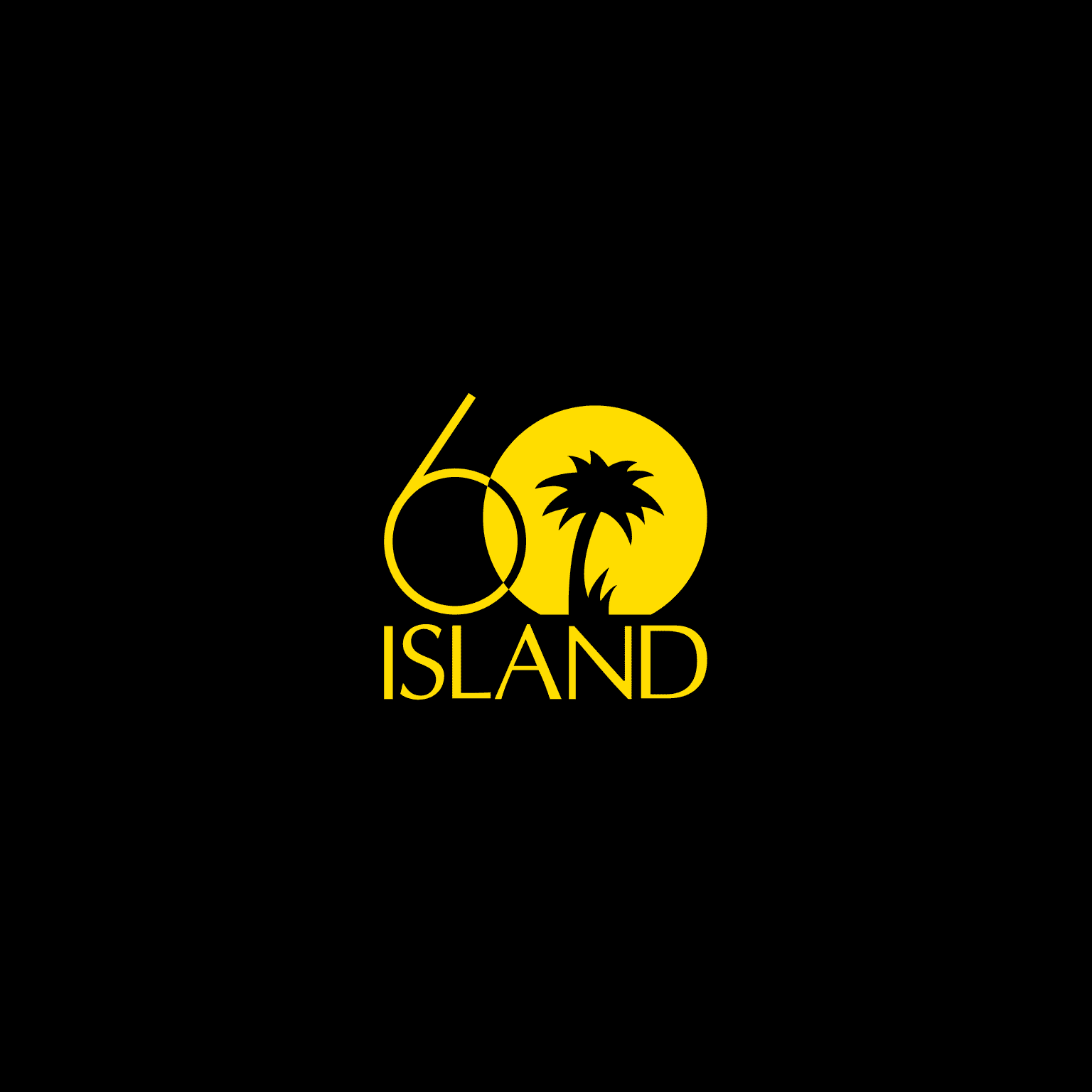 Island Records - 60th Anniversary logo