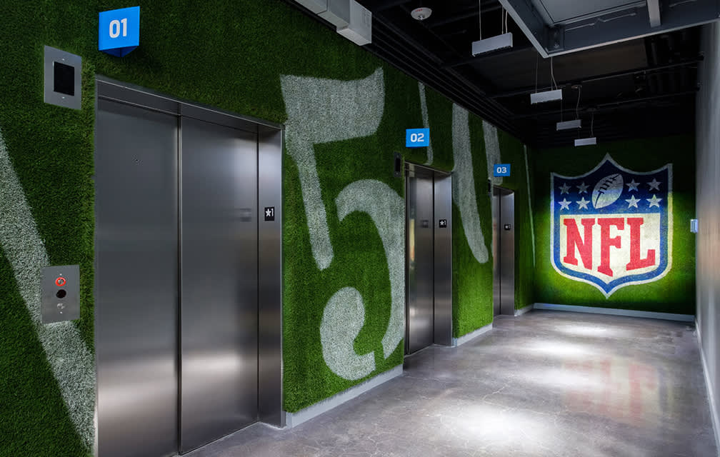 NFL Exprience