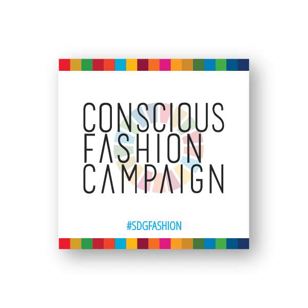 Conscious Fashion Campaign Logo and Brand Assets
