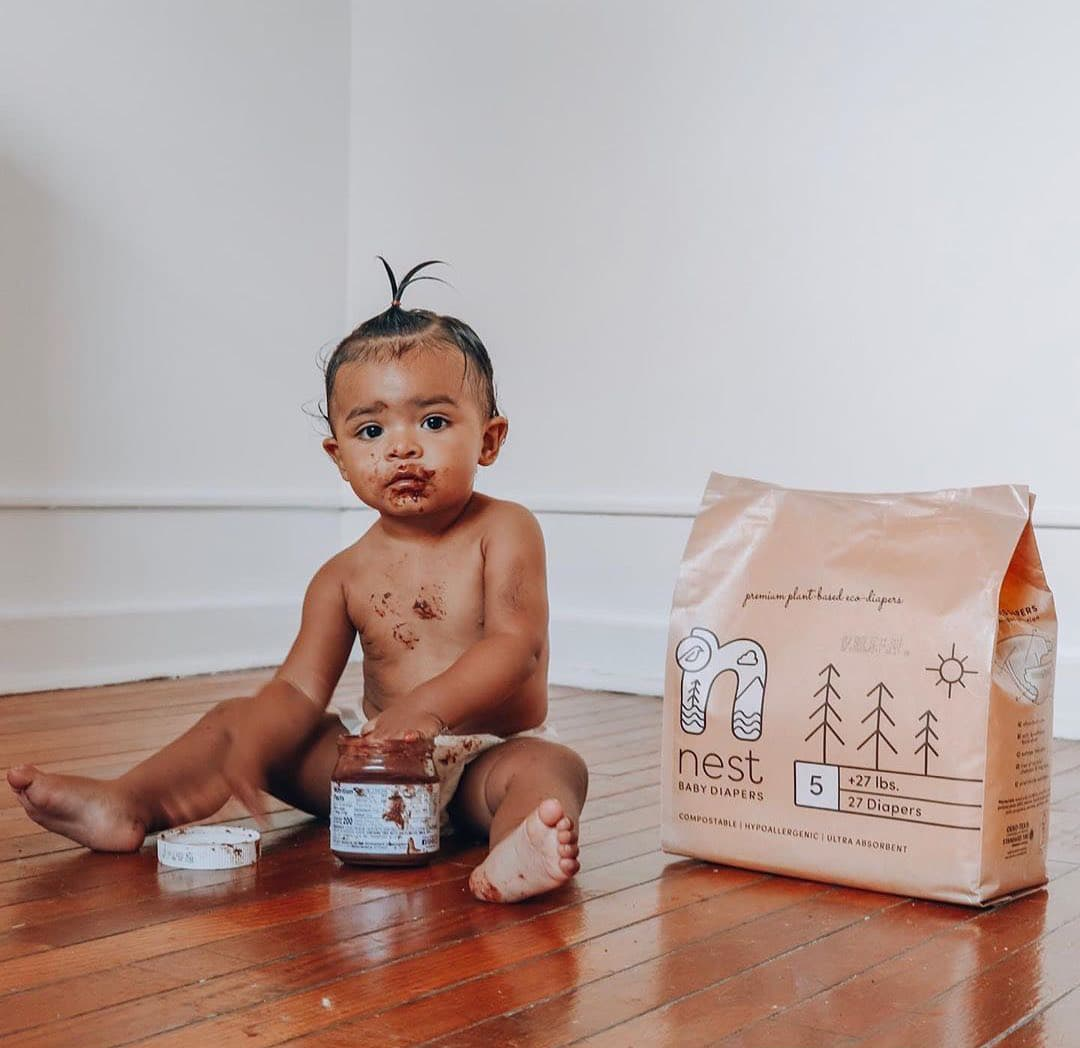 Nest Diapers Packaging