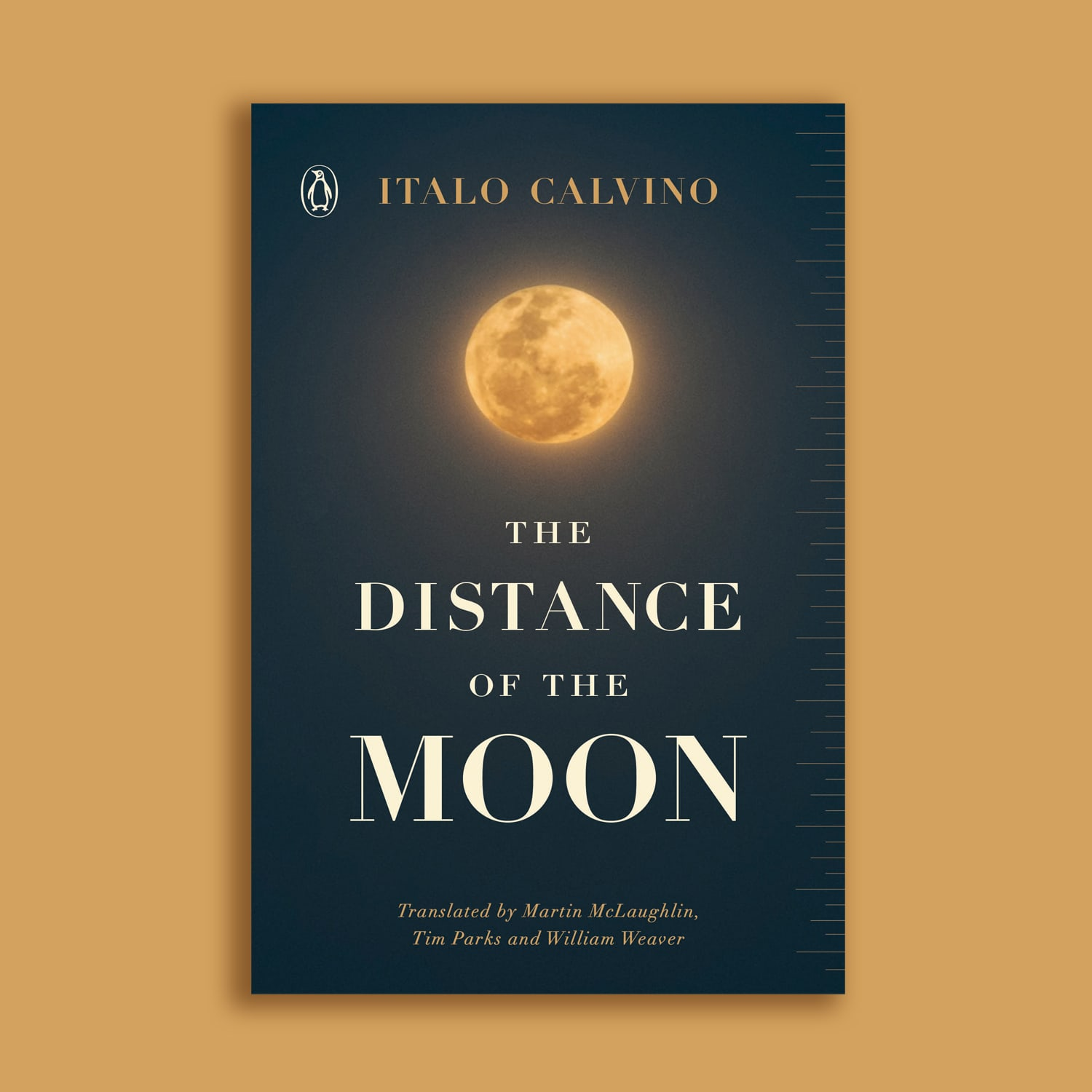 The Distance of the Moon Book Cover