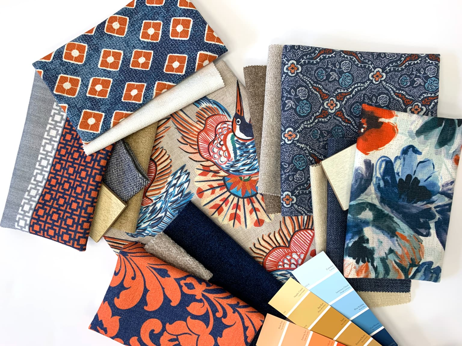 Modern Legacy Fabric Collection for Stacy Garcia Home for Crypton Home
