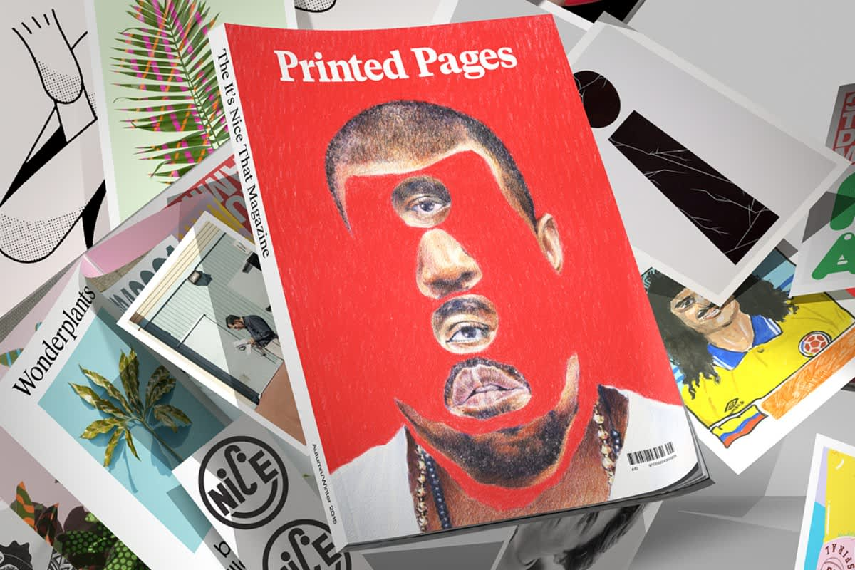 It's Nice That (Printed Pages)