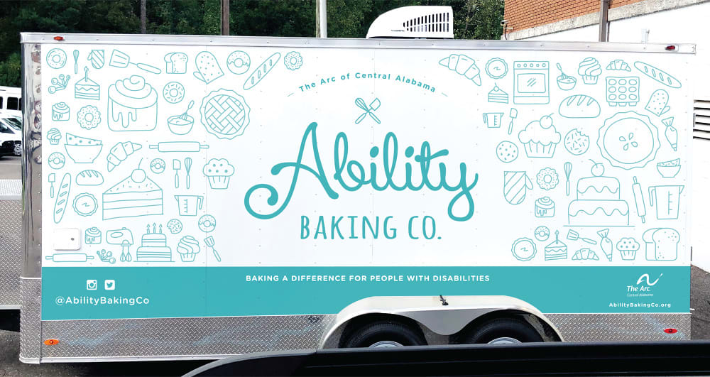 Food Truck Design - Baking a Difference for People with Disabilities