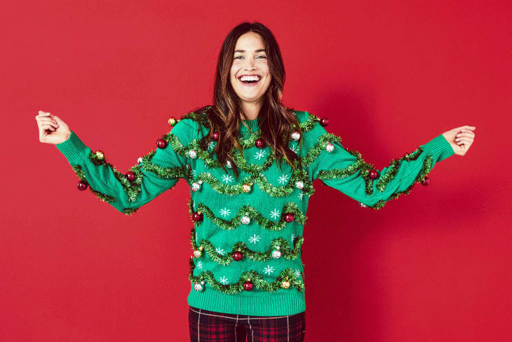 """DSW Holiday 2018 Campaign - """"Holiday Survival Guide"""""""
