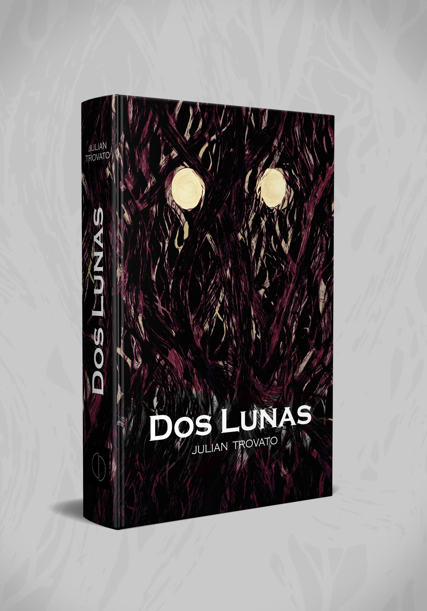 Dos Lunas - Two Moons - Book Cover