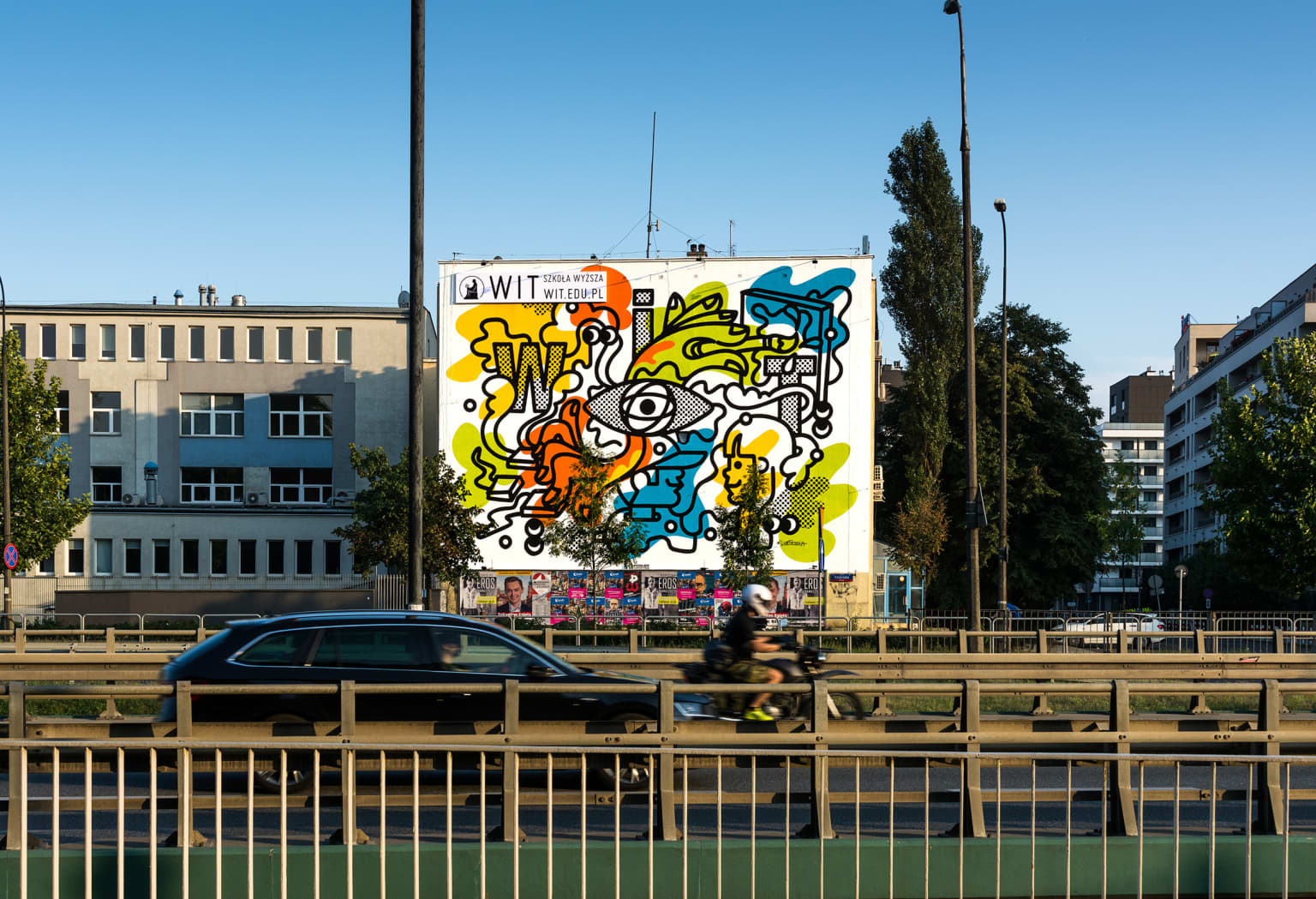 MURAL WIT University of Warsaw under the auspices of the Polish Academy of Sciences