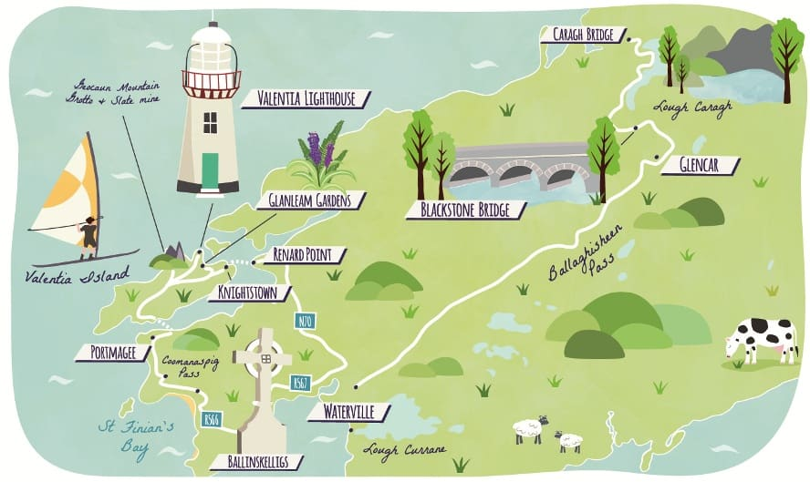 Road Trip Maps for Guardian Travel