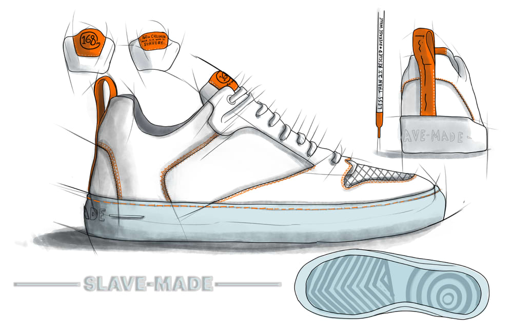 SLAVEMADE: SNEAKER UNBOXING
