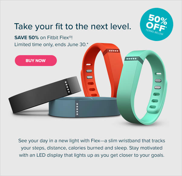 Fitbit Email Marketing