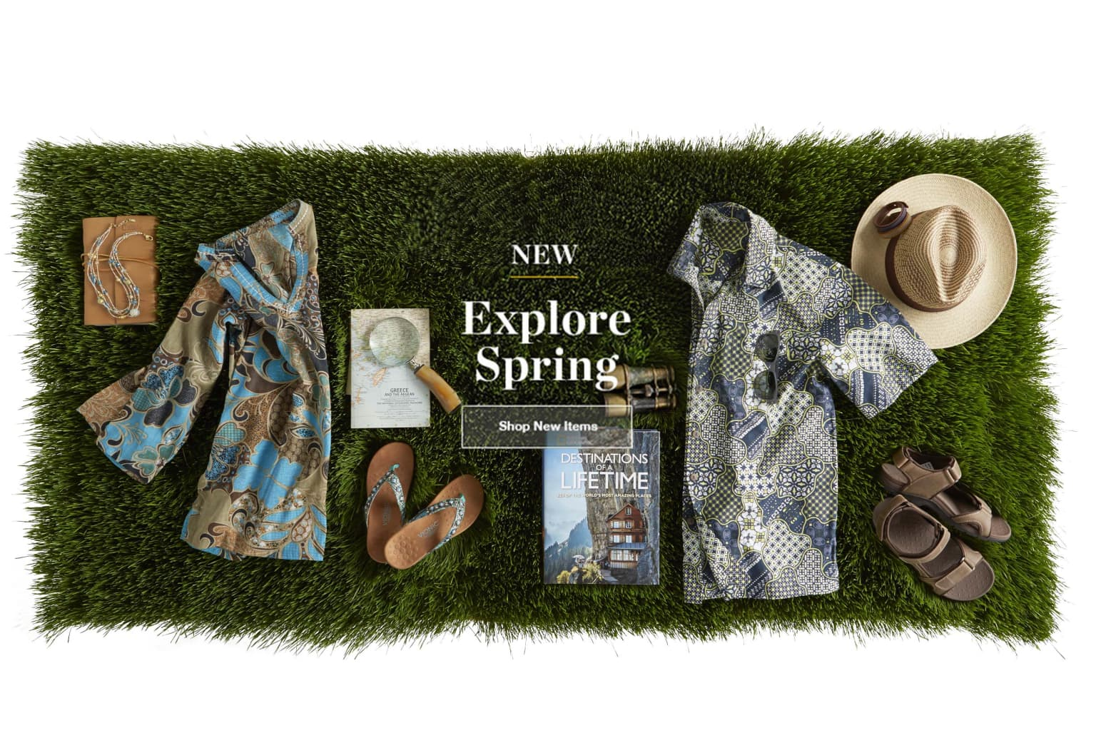 National Geographic Spring Collection