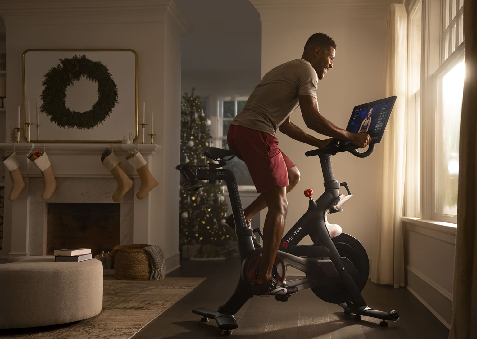 Give The Gift Of Peloton