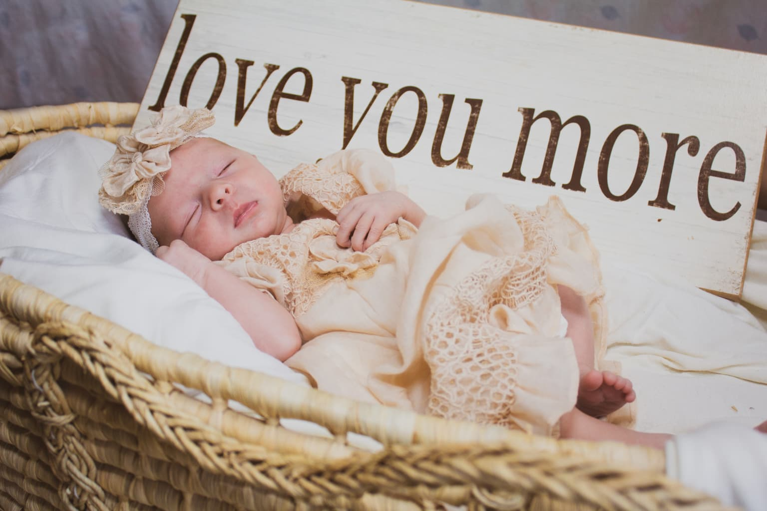 Newborn Photography and Edits