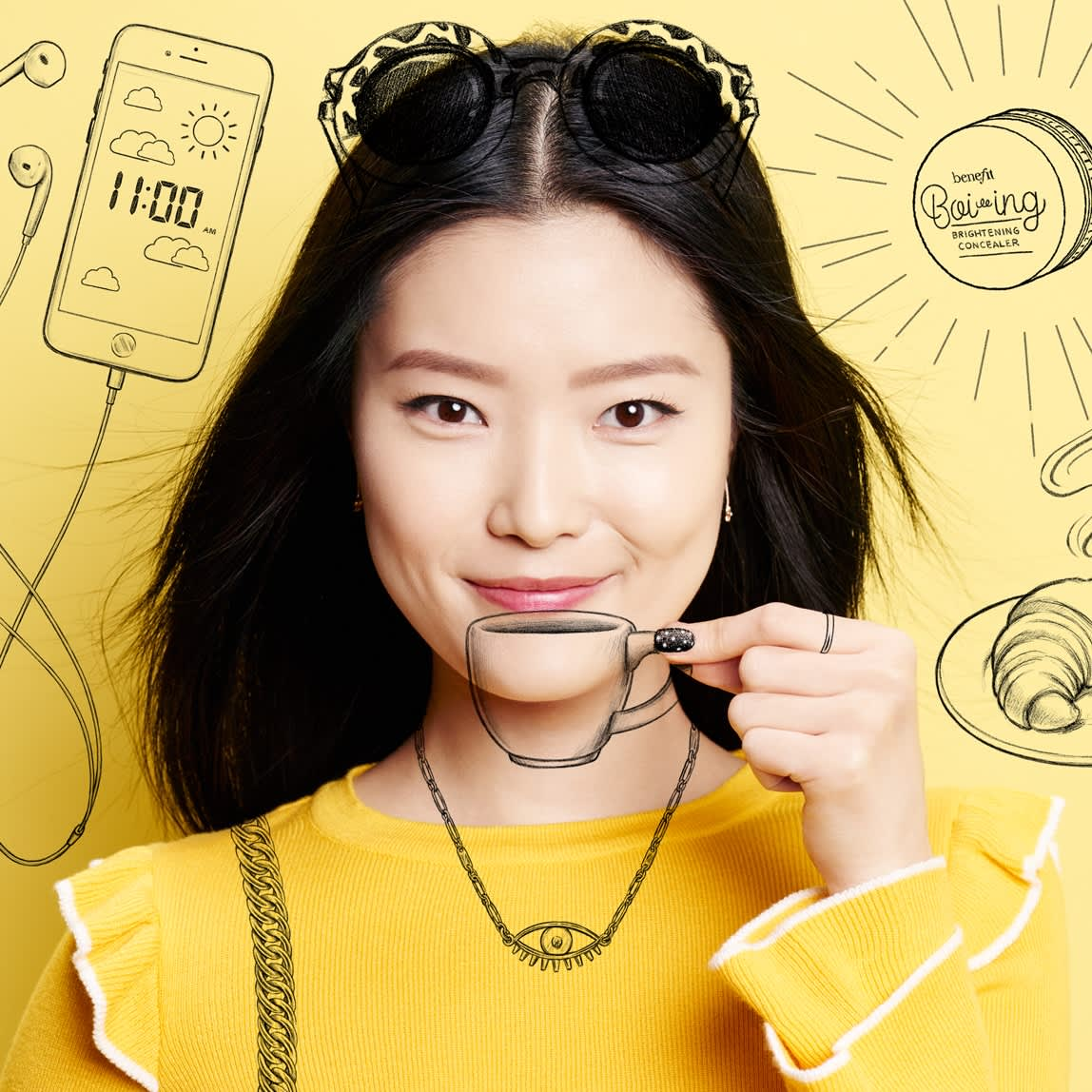 Benefit Cosmetics | Boi-ing Campaign