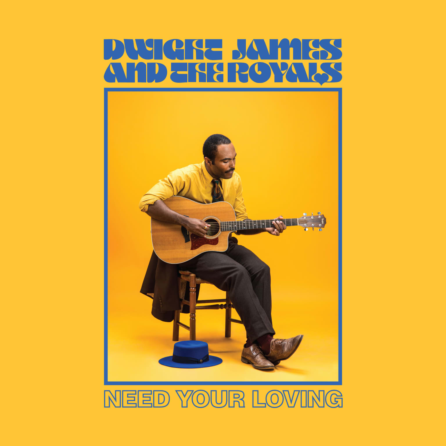 Dwight James & The Royals