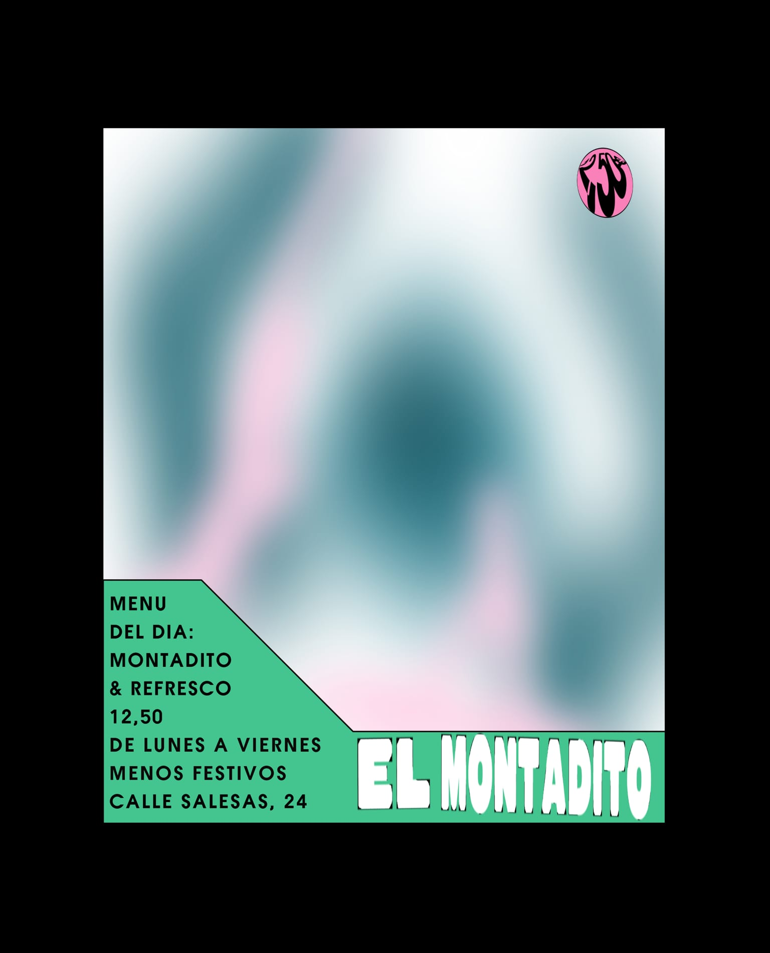Poster for 'El Montadito'