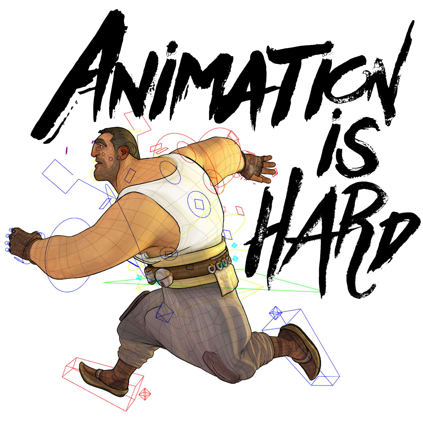"""""""Animation Is Hard"""" podcast"""