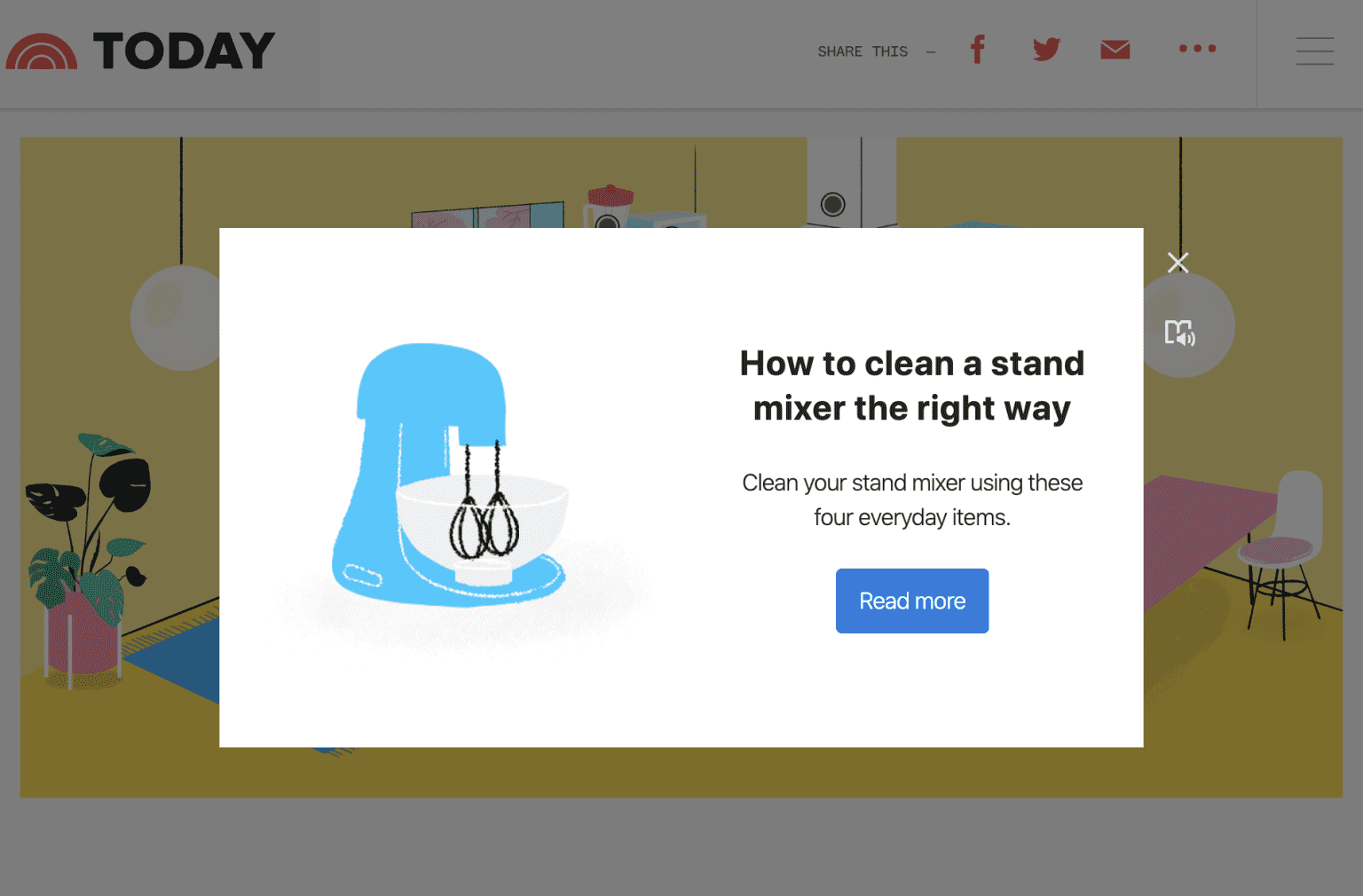 TODAY Show's Interactive Cleaning Guide