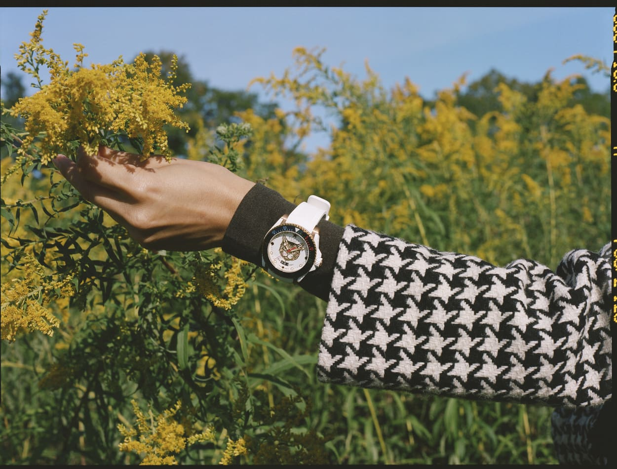 GUCCI Fall / Winter 2019 Timepieces