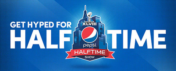 Pepsi Get Hyped for Halftime