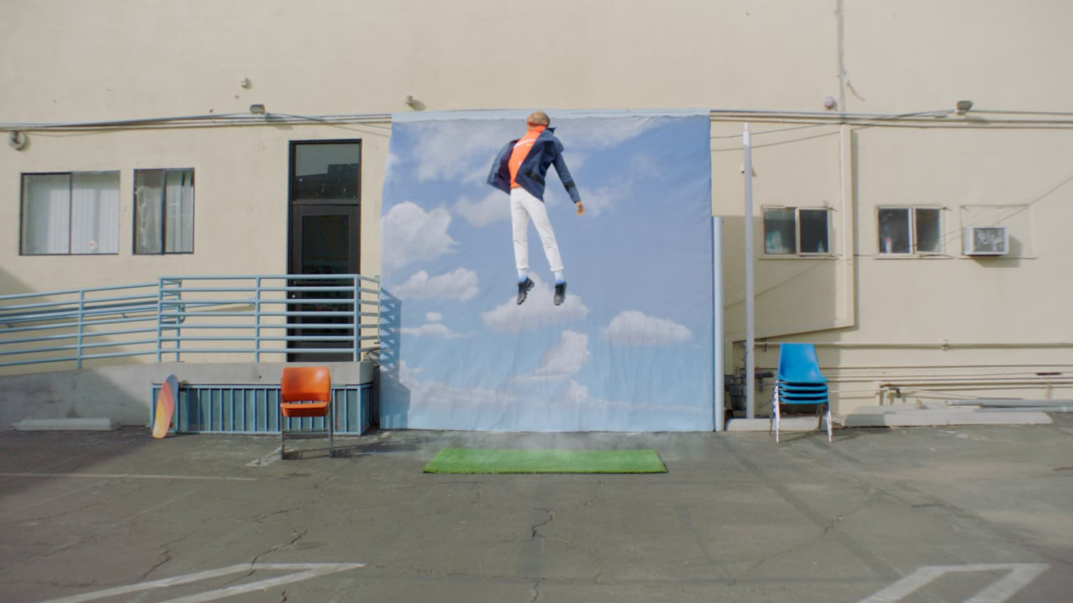 Footlocker / Nike - Discover your Air