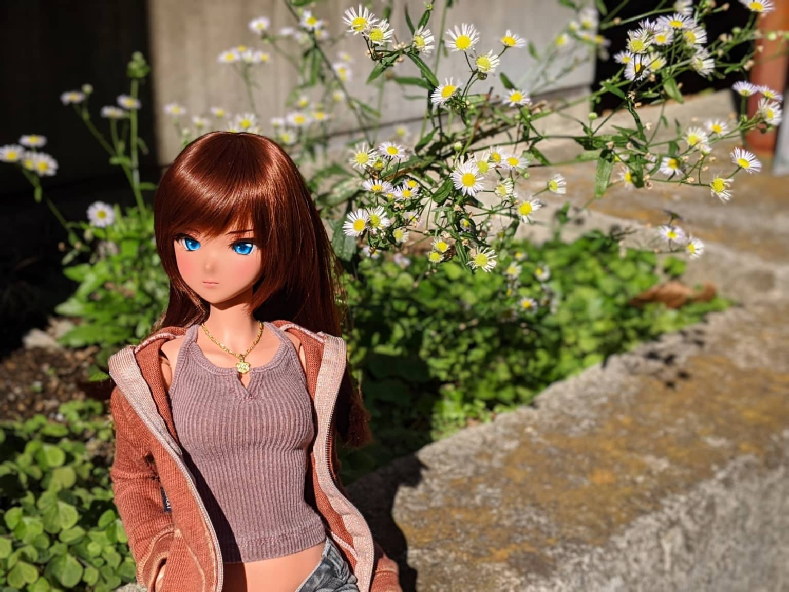 Smart Doll Product Photography