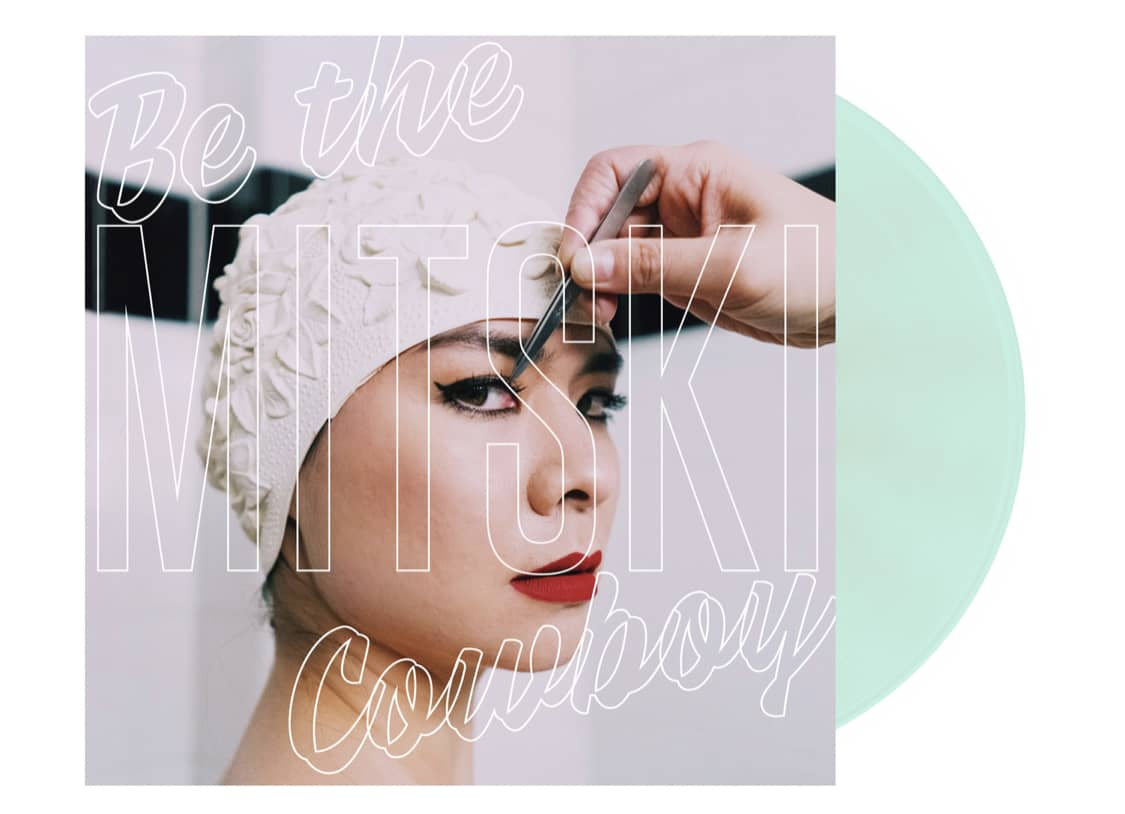 "Mitski ""Be The Cowboy"" record"