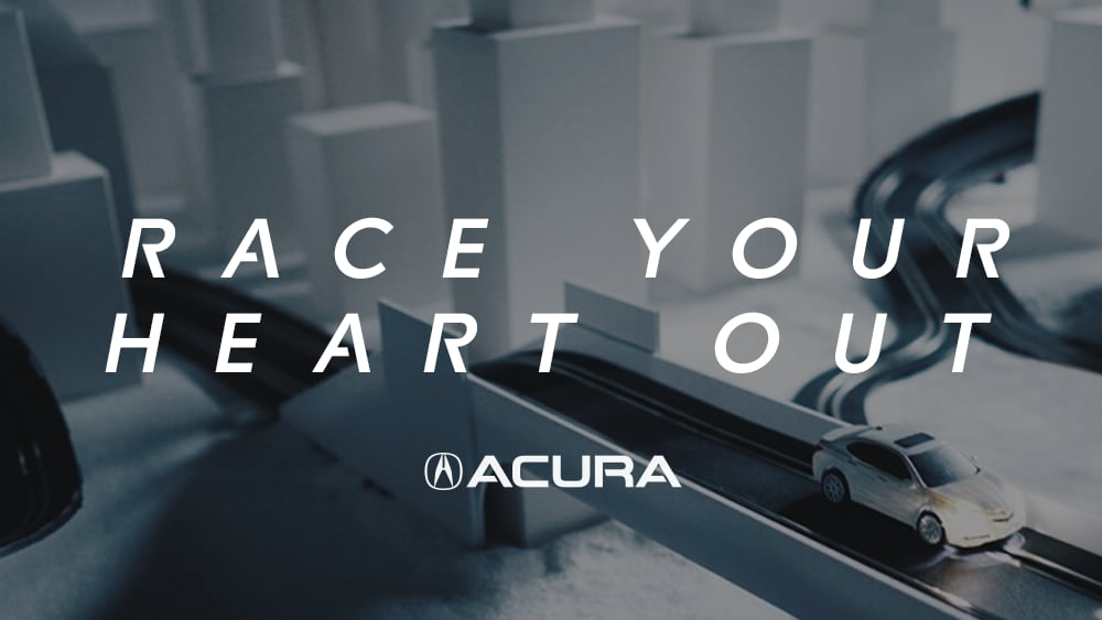 Race Your Heart Out