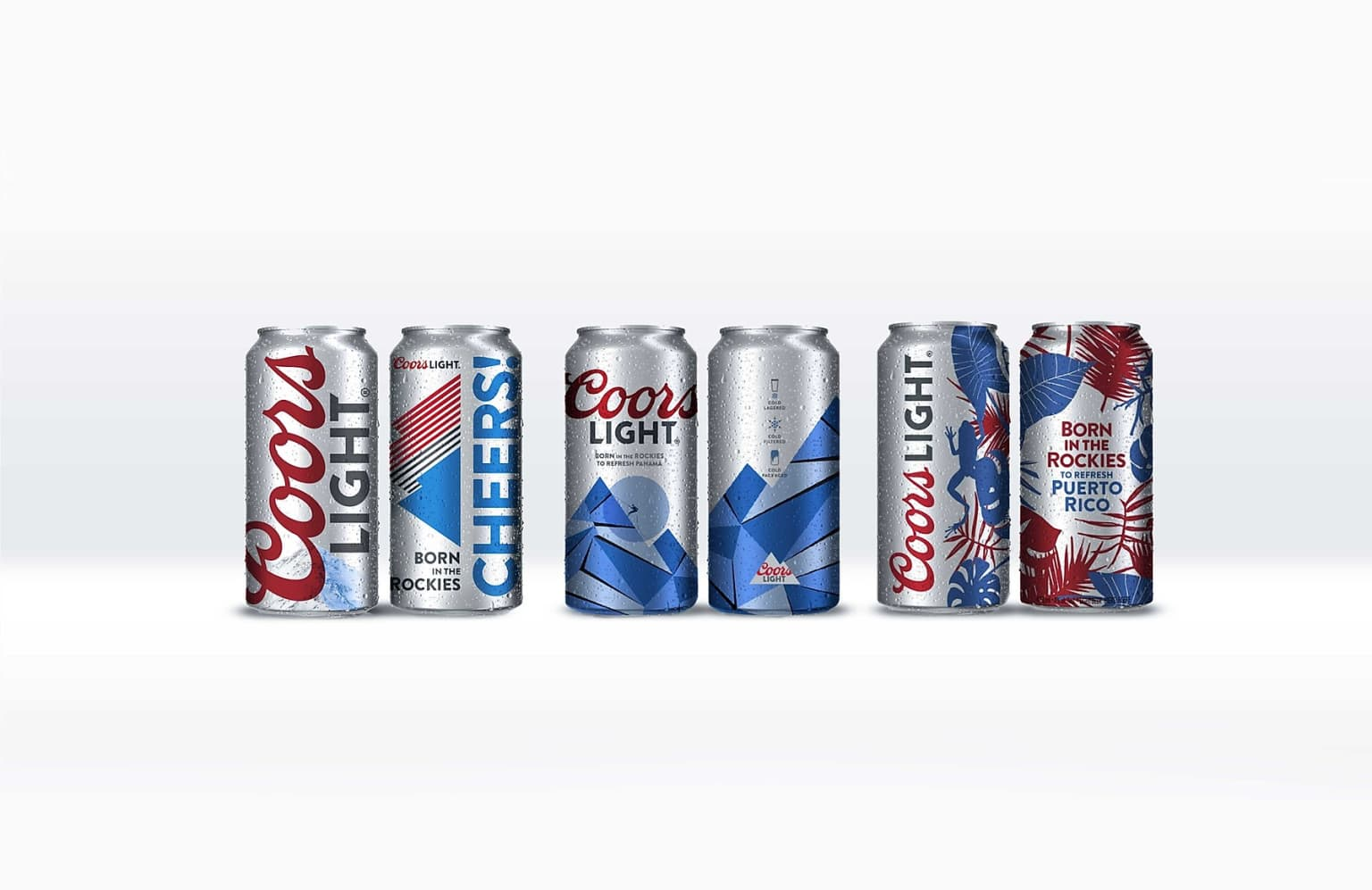 Coors Light Campaign