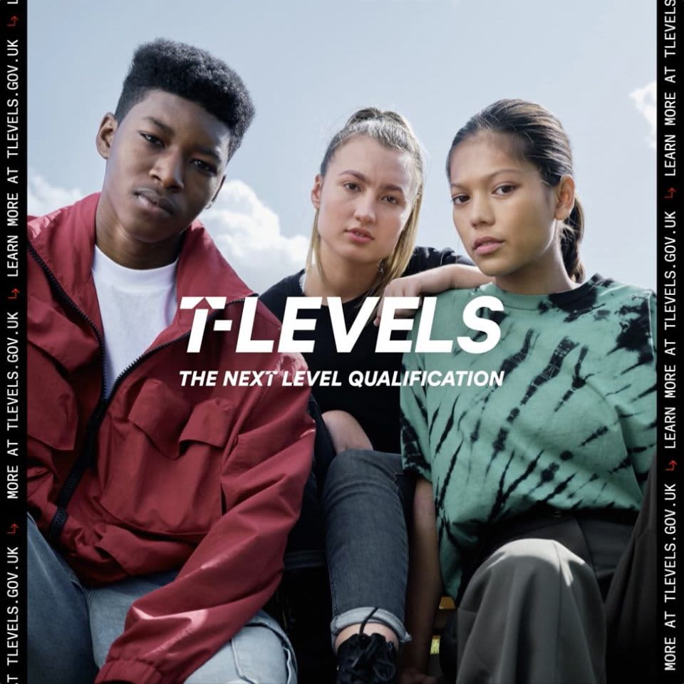 T-Levels - Department for Education