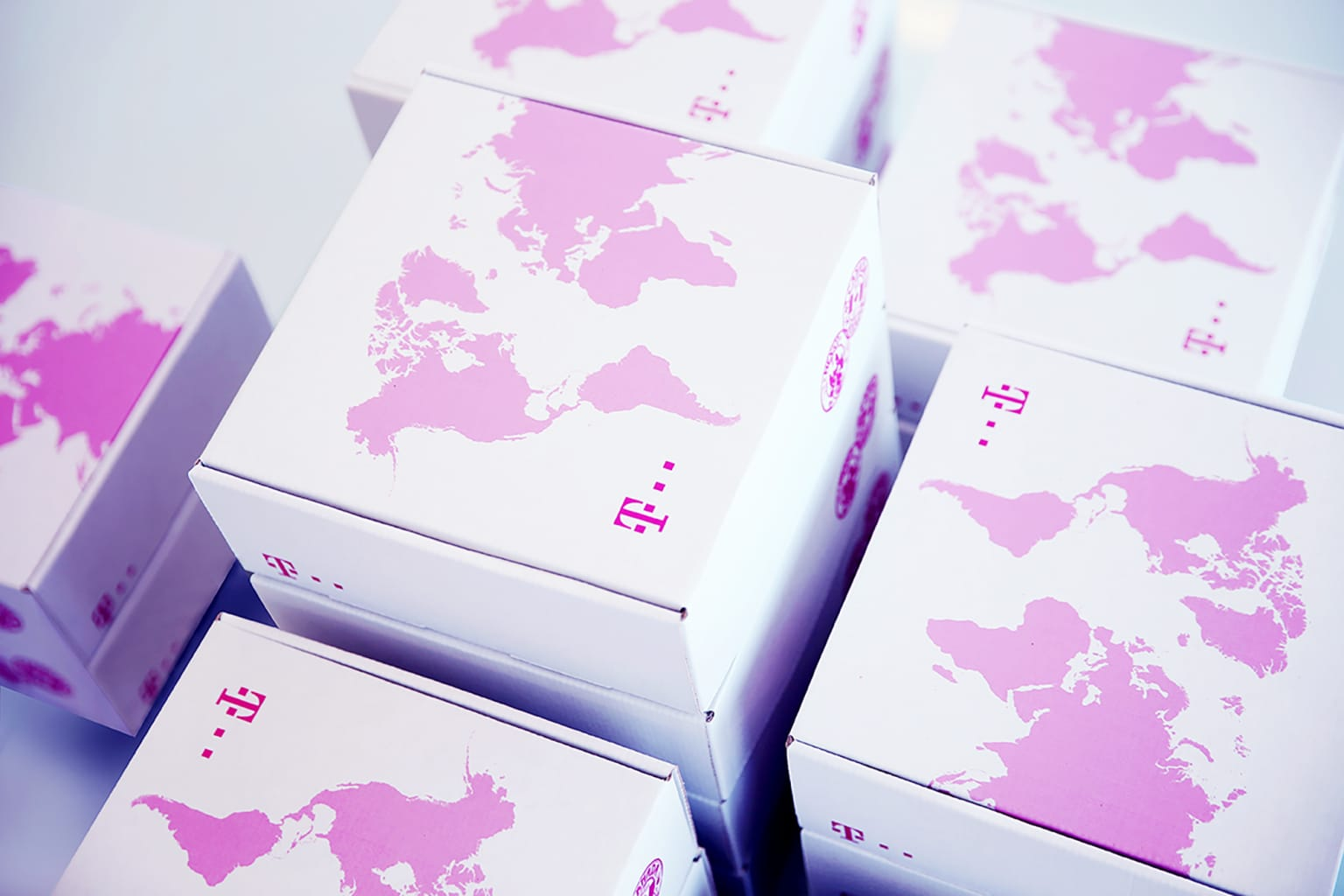 T-Mobile Packaging