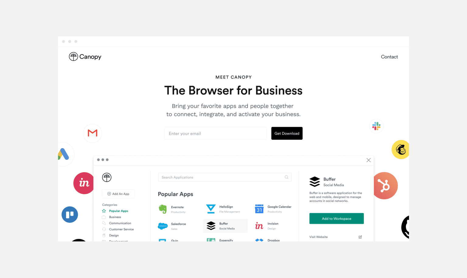Rethinking the browser for the modern-day
