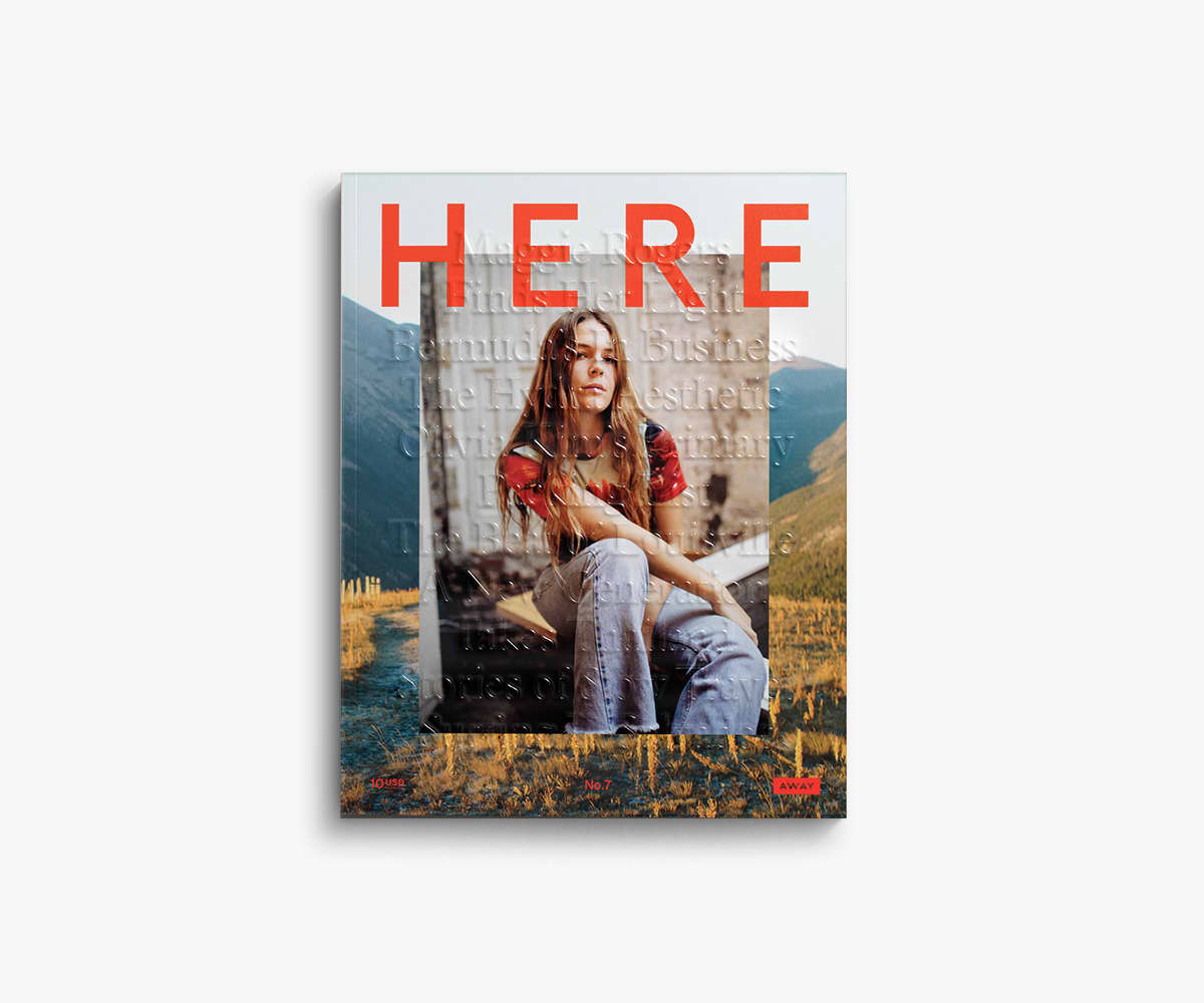 Here Magazine: Issue 06 Cover Story