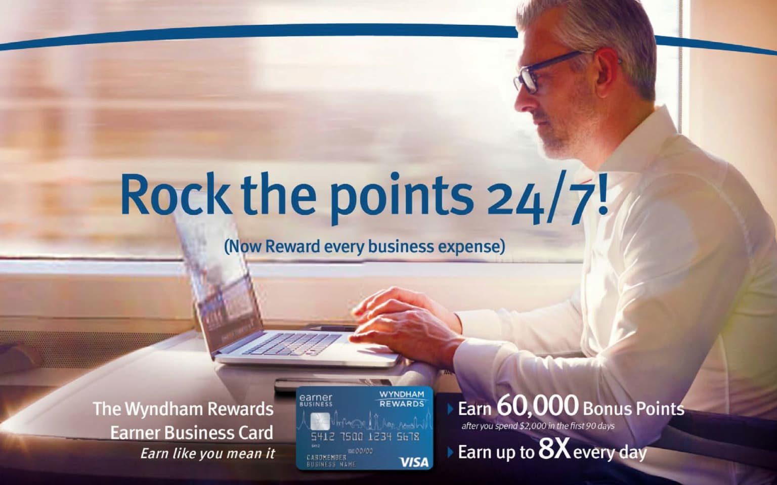 Wyndham Earner Rewards Card