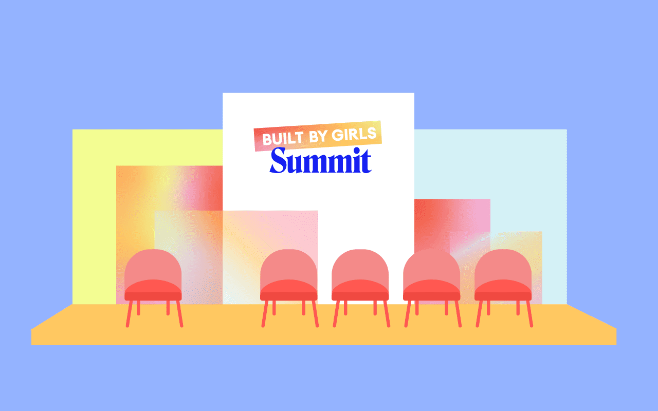 BUILT BY GIRLS 2019 Summit