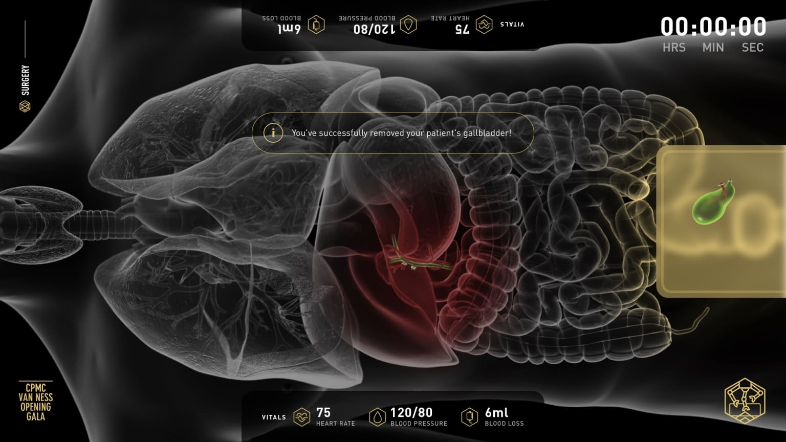 Sutter Health CPMC: Interactive Experience
