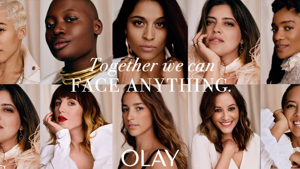 Olay | Face Anything