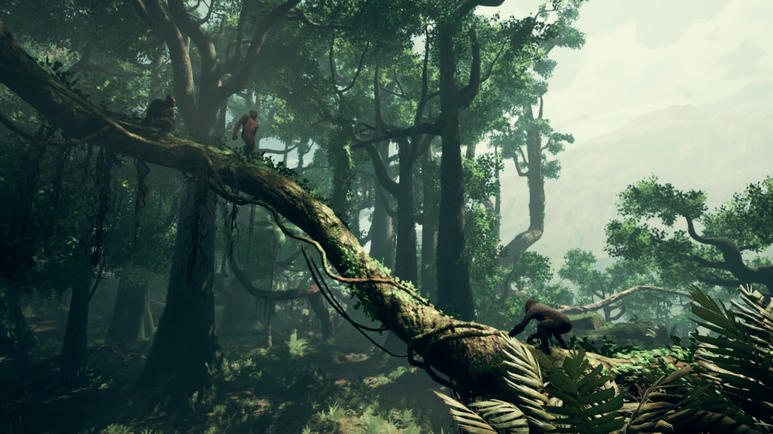 You Can Relive the Entirety of Human Evolution in This Impossible Video Game